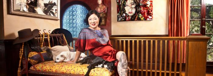 Margaret Cho returns to Sydney in September.