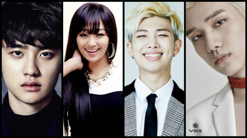 Listen to these Kpop stars covering English songs